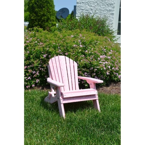 Outdoor Toddler Adirondack Chair in Dream Colors