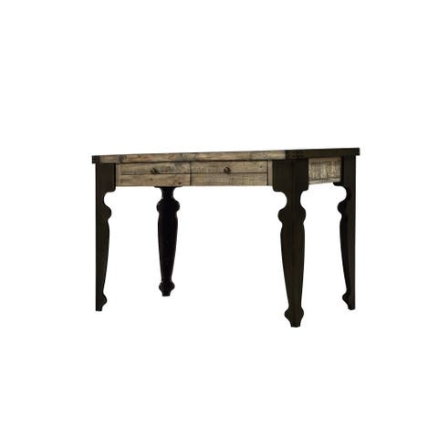 Emerald Home Valencia Reclaimed Pine 48-inch Writing Desk