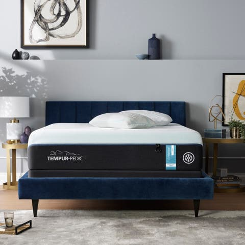 "TEMPUR-LUXEbreeze 13"" Soft Foam Mattress"
