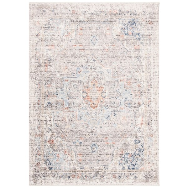 "Safavieh Handmade Dream Christi Vintage Oriental Wool Rug - 2'6"" x 4'"