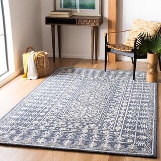 Safavieh Handmade Micro-Loop Genowefa Wool Rug