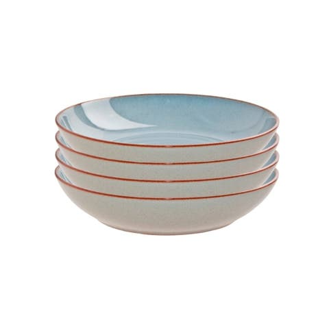 Denby Heritage Terrace Set of 4 Pasta Bowls