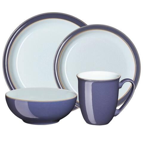 Denby Peveril Blend 16-piece Dinnerware Set