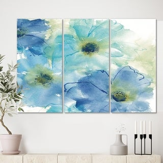 Designart 'Seashell Cosmos II' Cabin & Lodge Canvas Artwork