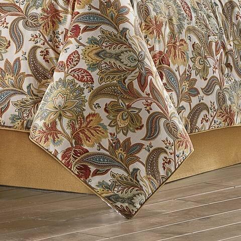 Gracewood Hollow Kleeman 4-piece Jacobean Comforter Set