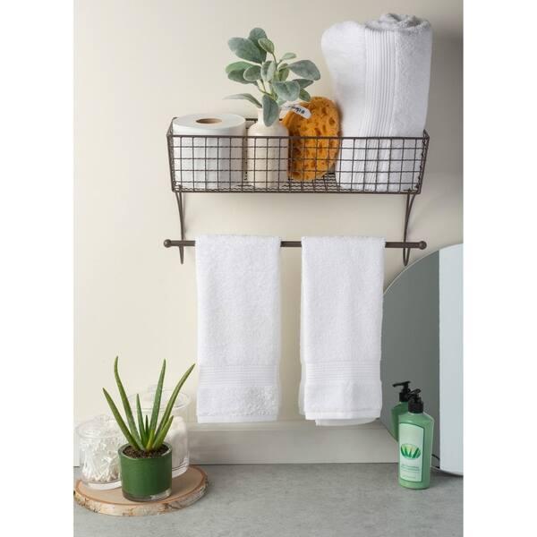 dii farmhouse towel rack overstock