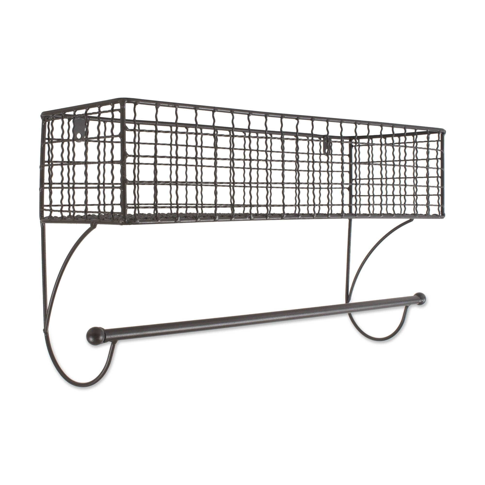 Dii Farmhouse Towel Rack Overstock 28458827