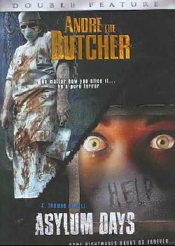 Andre The Butcher/Asylum Days (DVD)