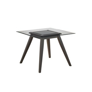 Marie Square Dining Table - Cappuccino
