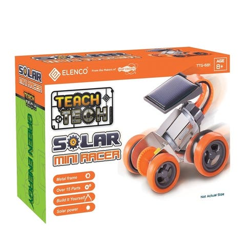 Teach Tech Mini-Solar Racer