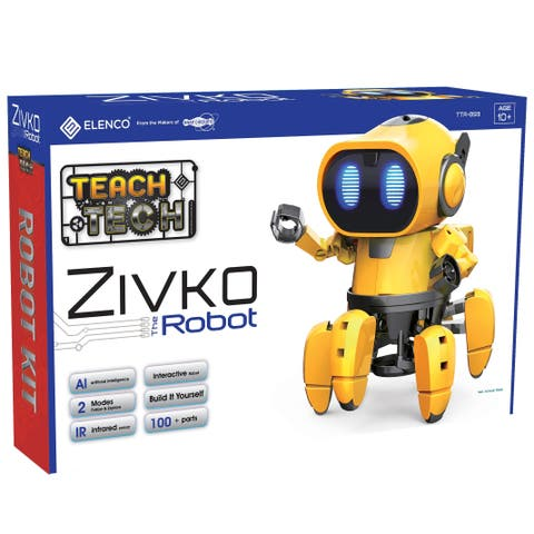 Teach Tech Zivko the Robot