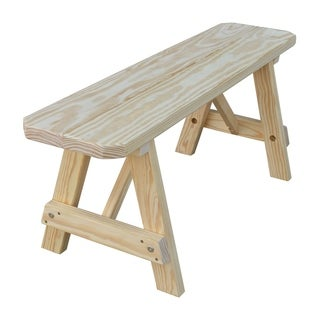 Traditional Picnic Bench