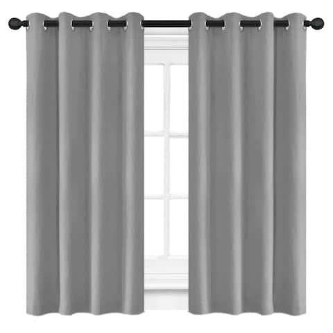 Porch & Den Davidson Soft Grommet Panel