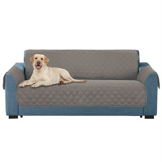 DII Reversible Love Seat Cover