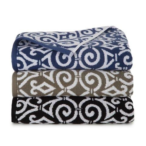Martex 2-pack Iron Gate Performance Bath Towel