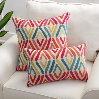 Pillow Perfect Bossanova Fiesta Throw Pillow