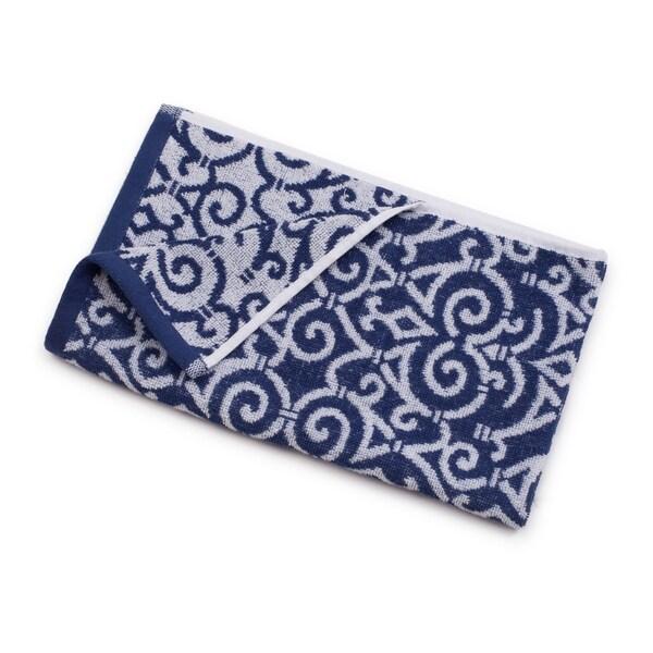 Martex Iron Gate 4-pack Performance Jacquard Hand Towel