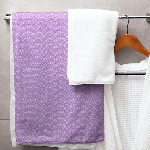 Alternate Art Deco Bath Towel - 30 x 60