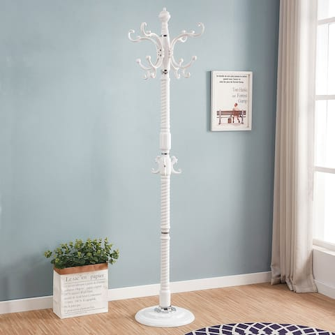 Millwright 2-tier Coat Stand