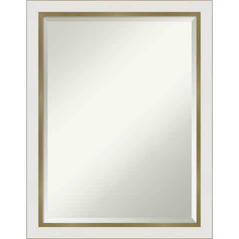 Gold Large Over 32 High Bathroom Vanity Mirrors