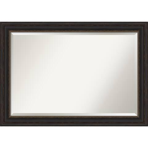 Accent Bronze Bathroom Vanity Wall Mirror