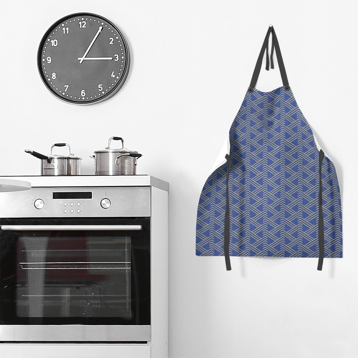Zig Zag Kitchen: Buy Kitchen Aprons Online At Overstock