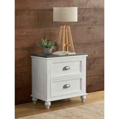 Copper Grove Halong 2-drawer Nightstand