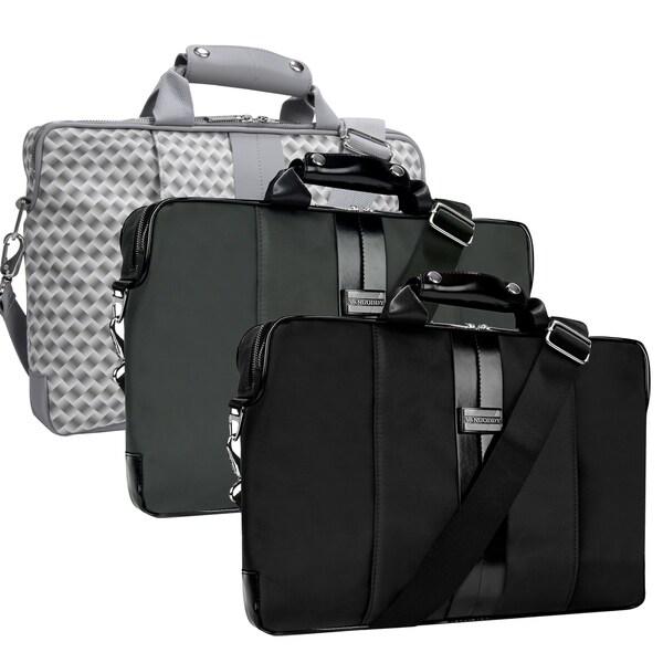 2d711809f72d Shop Messenger Bag Business College Travel Briefcase for 15.6-Inch ...