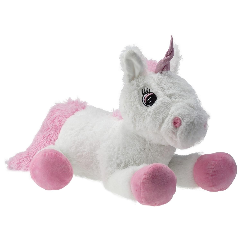 Melissa /& Doug Unicorn Plush Toy White 30 inches