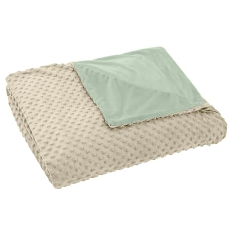 Ultra Soft Reversible Duvet Cover for Weighted Blanket