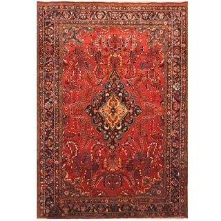 Handmade One-of-a-Kind Lilihan Wool Rug (Iran) - 9'4 x 13'6