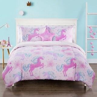 Newport Home Day Dreamer Kids Collection/Pink 7Pc Comforter Set & 5 Pc Comforter Set