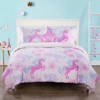 Newport Home, Day Dreamer Kids Collection/Pink 7Pc Comforter Set & 5 Pc Comforter Set