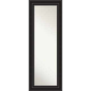 Black On the Door Mirror Full Length Mirror