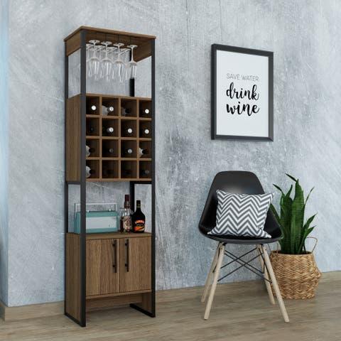 Carbon Loft Jackal Bar Cabinet