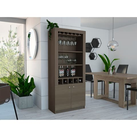 Strick & Bolton Aaron Bar Cabinet