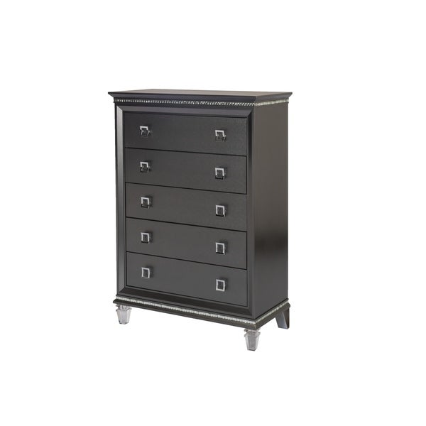 Best Quality Furniture Bellagio Chest Only