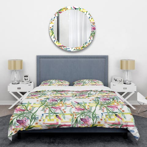 Floral Design Art Duvet Covers Sets Find Great Bedding Deals Shopping At Overstock