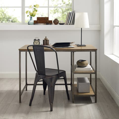 Carbon Loft Downey Washed Oak Desk