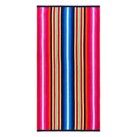 Ponchito Multi Beach Towel - 36x68