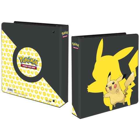 "Ultra Pro Pokémon Pikachu 2"" 3-Ring Binder (2019)"