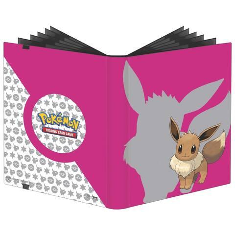 Ultra Pro 9-Pocket Pokémon Full-View Pro Binder: Eevee (2019)