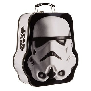 Star Wars Stormtrooper Shaped Lunch Box
