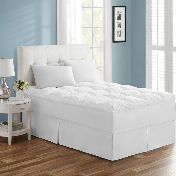 Shop Tahari Home Premium Embossed 21 Quot Deep Pocket Mattress
