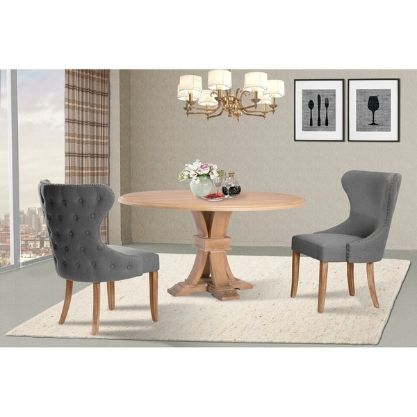 Best Quality Furniture 3-Piece Dining Set