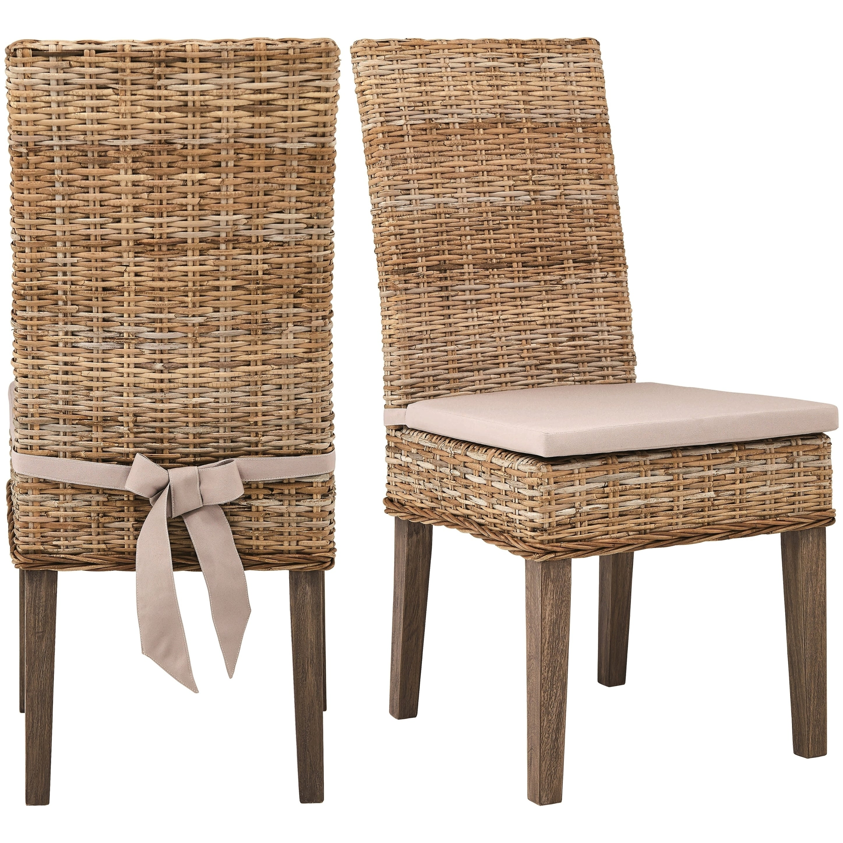 Picture of: Buy Wicker Chair Pads Cushions Up To 73 Off