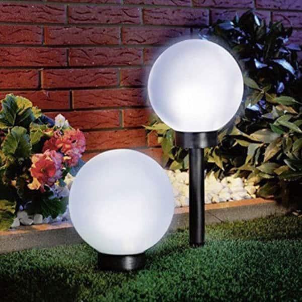 Path Light Round Ball Outdoor Garden