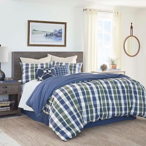 Southern Tide Royal Pine 4 Piece Comforter Set