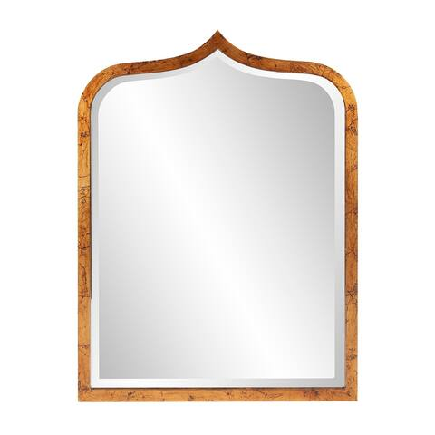 Carson Carrington Tanumshede Antique Gold Mirror