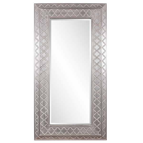 Bianca Mirror - Silver - N/A